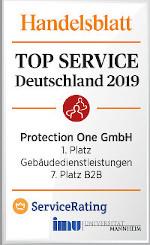 Top Servce Handelsblatt 2019
