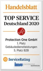 Protection One Top Service Deutschland